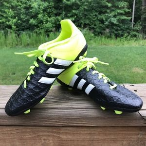 Boys Adidas soccer cleats